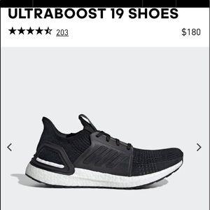 Adidas Ultra Boost 7.5 women's